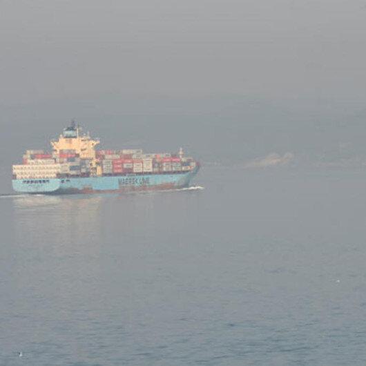 Çanakkale Boğazı çift yönlü trafiğe kapatıldı