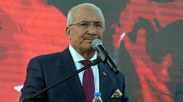 DP İl Başkanı açıkladı: Burhanettin Kocamaz adayımızdır