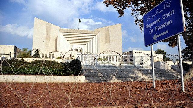 Pakistan Anayasa Mahkemesi Fetönün Talebinini Reddetti