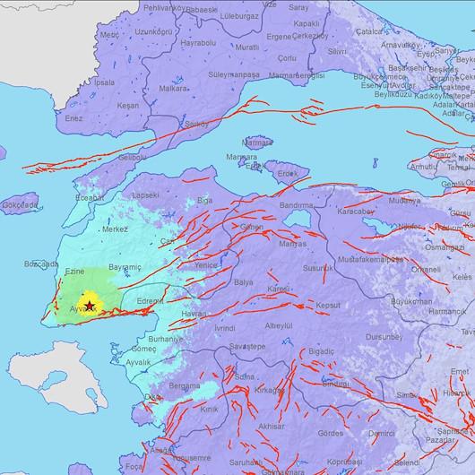 Çanakkale depremiyle ilgili AFAD'tan açıklama