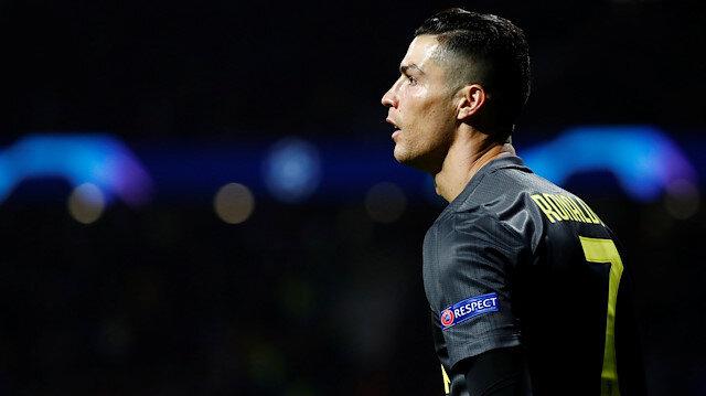 Cristiano Ronaldo'dan Atletico taraftarına kupa hatırlatması