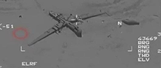 'ABD 'drone'larını ele geçirdik'