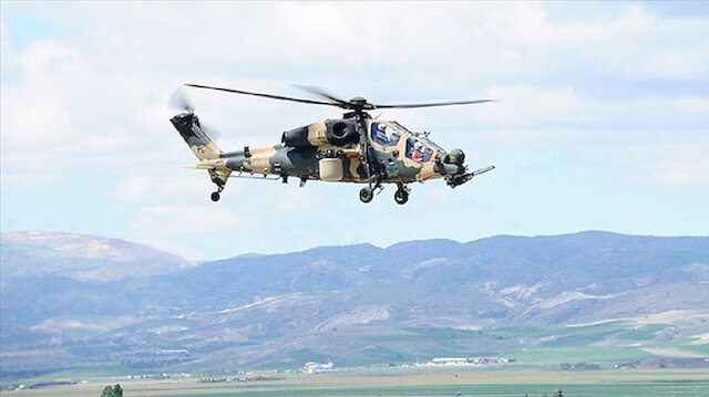Turkey plans test flight of upcoming ATAK-2 helicopters in 2024