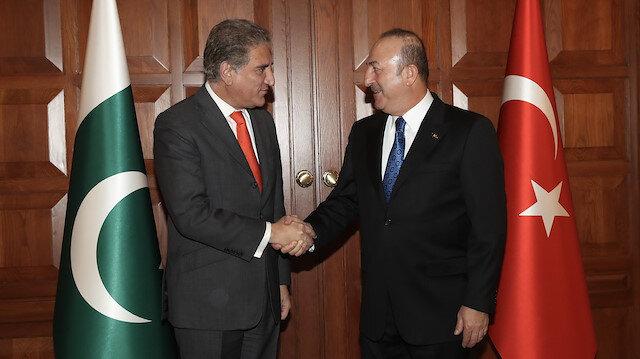 Pakistan thanks Turkey for steadfast support