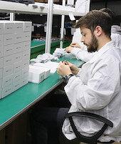 Samsun'da üretime başladı