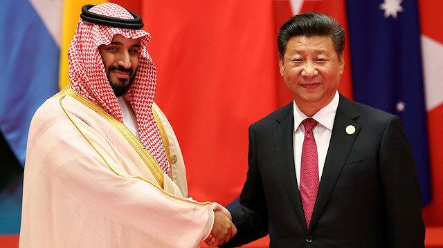 Saudi 'respects and supports' China's 'de-radicalization efforts,' bin Salman tells Xi
