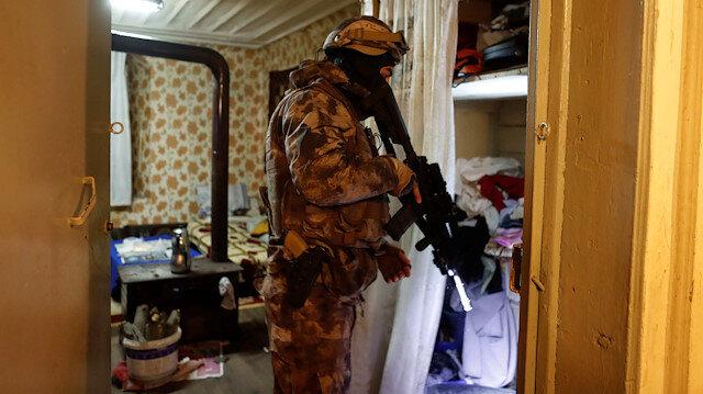 Nearly 200,000 terror, drug raids in Turkey in 2018
