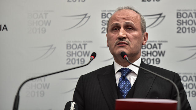 Turkish maritime industry size exceeds $17.5B: Minister