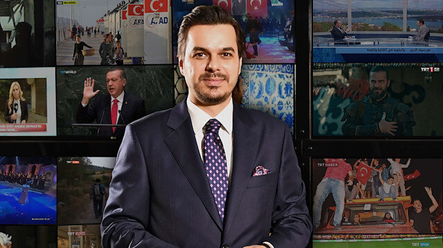Arşiv: TRT Genel Müdürü ve Yönetim Kurulu Başkanı İbrahim Eren