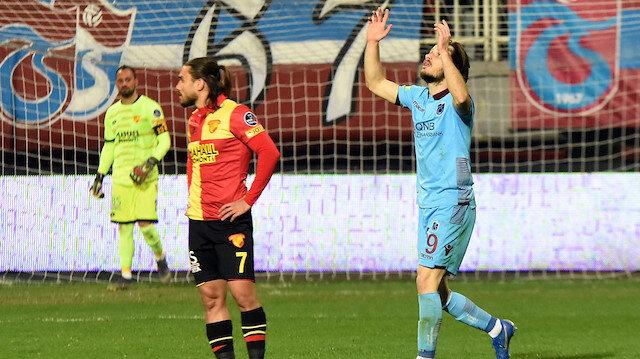 Abdülkadir Parmak'tan Göztepe maçı sonunda duygusal mesaj
