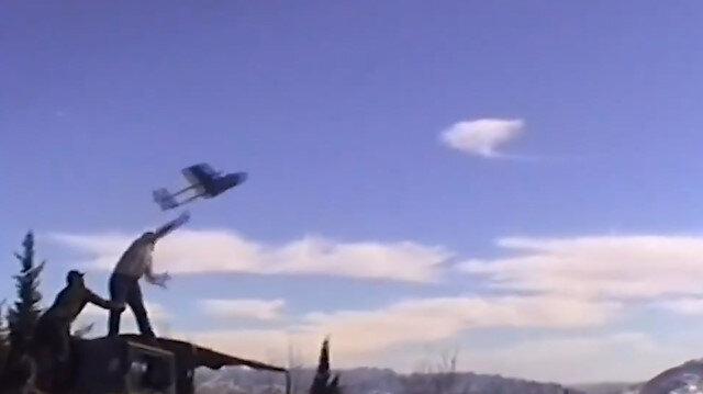 Selçuk Bayraktar'dan İHA paylaşımı: Kuş uçtu