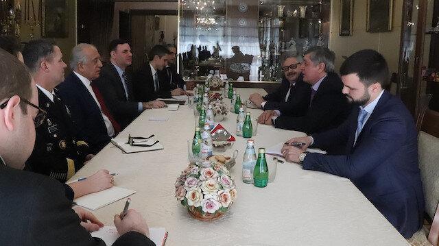 US, Russian envoys for Afghanistan meet in Turkey