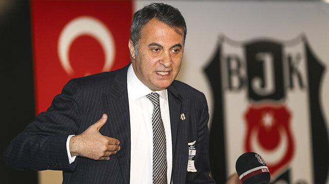 Beşiktaş Divan Kurulu'nda gerginlik: Sen kimsin!