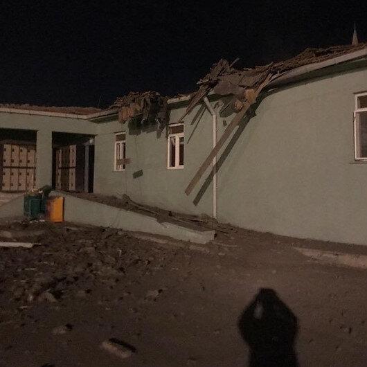 PKK askeri kışlaya maket uçakla saldırdı