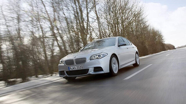 BMW M550xd