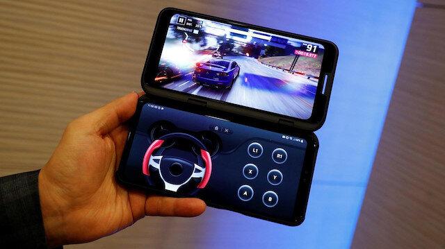 LG çıkarılabilir ekrana sahip LG V50 ThinQ 5G'yi tanıttı