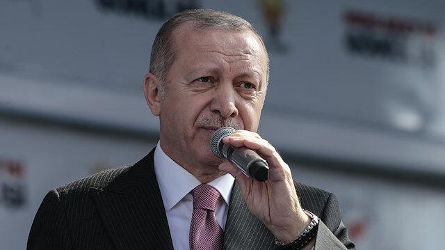 Erdoğan: Bugün bize ihanet edenler yarın gittikleri yere ihanet edecekler