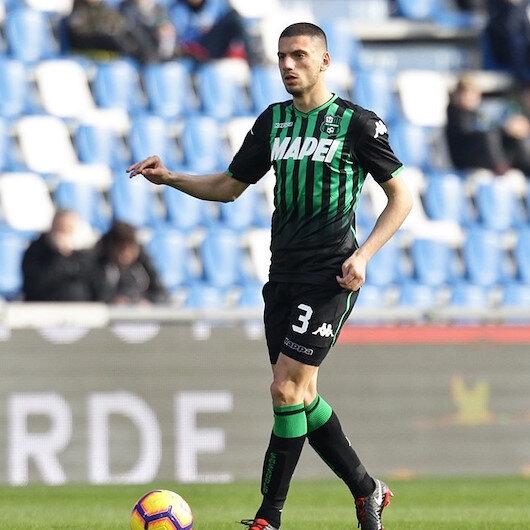 Merih Demiral'ı Serie A maçında yıkan pozisyon