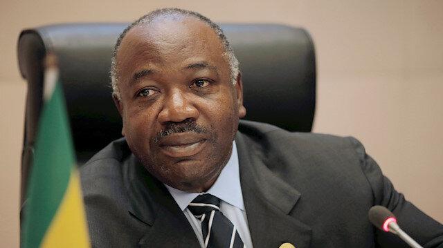 Gabon's President Ali Bongo