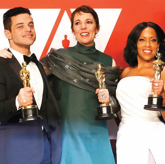 Oscar sınırları aştı