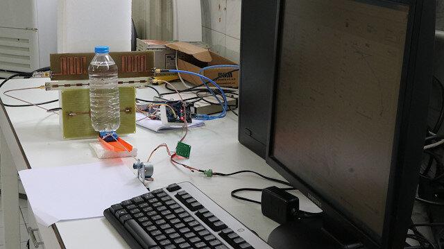 Patlayıcıyı uzaktan tespit edebilen cihaz geliştirildi