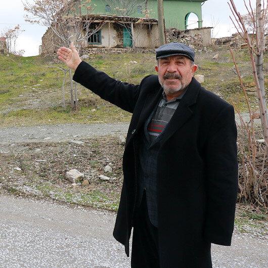 Seçim geldi köyün nüfusu 5'ten 35'e çıktı