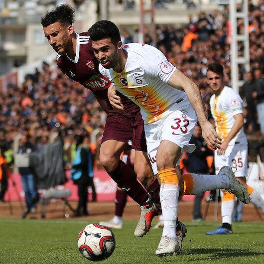 Emre Taşdemir'den Hatayspor maçında dikkat çeken performans