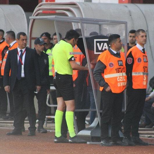 Kupa maçında skandal: Kamera görüntü alamadığı için gol incelenemedi