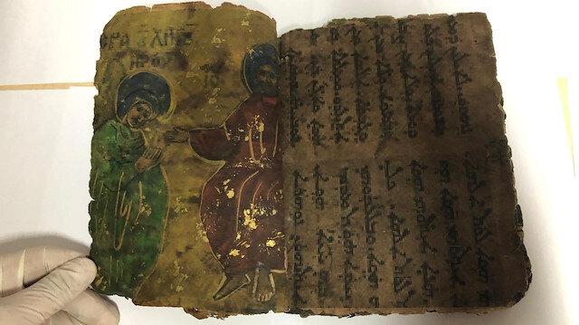 Diyarbakır'da ele geçirildi: 800 yıllık