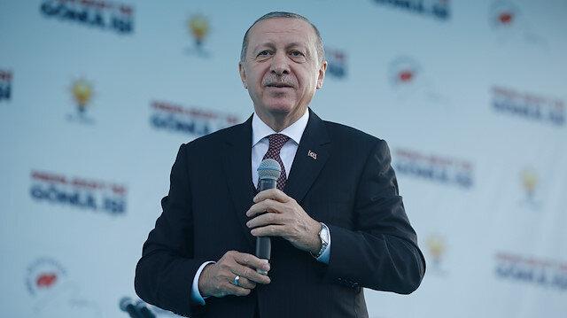 Erdoğan'dan tanzim açıklaması: Fiyatlar düşerse sahadan çekiliriz