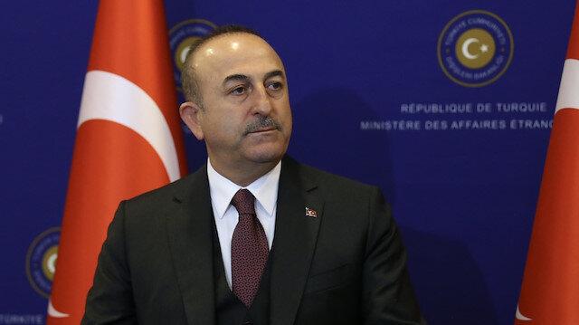 Foreign Minister of Turkey Mevlüt Çavuşoğlu