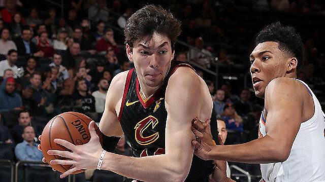 NBA'de Cedi fırtınası sürüyor