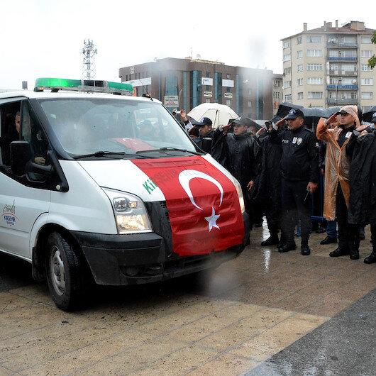 Silahlı saldırıda yaralanan polis 25 gün sonra şehit oldu