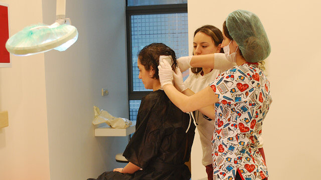 High quality, low cost fly Turkey hair transplant sector
