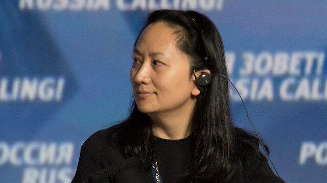 Huawei'nin Kanada'da tutuklanan CFO'su Ming Vangcou.