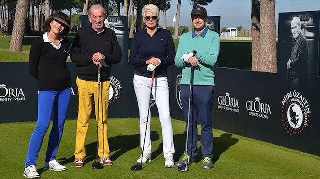 Nuri Özaltın Golf Turnuvası sona erdi