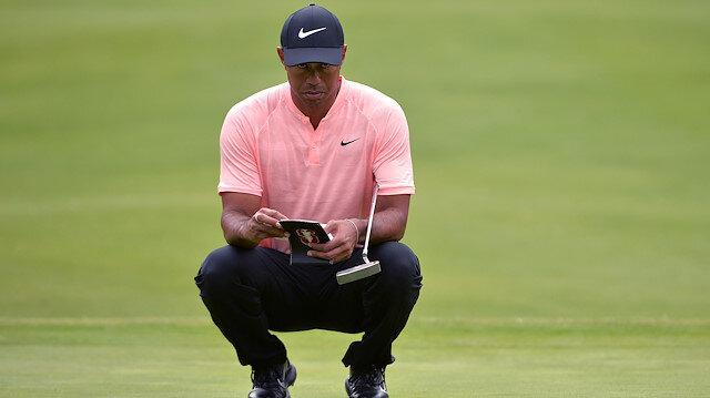 Tiger Woods: Günde 7 öğün yiyorum