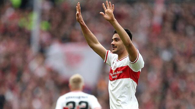 Ozan Kabaktan muhteşem siftah: Hannovere iki gol birden attı