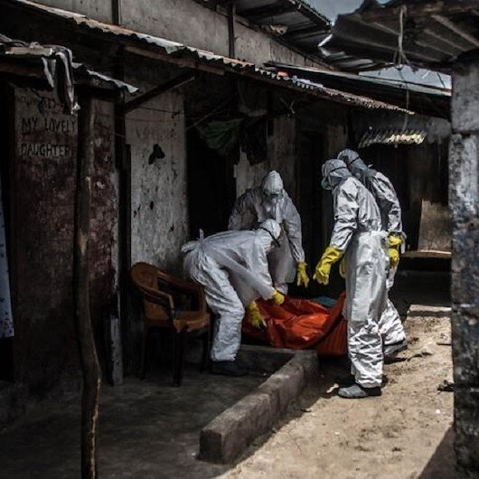 Ebola death toll in DR Congo climbs to 496