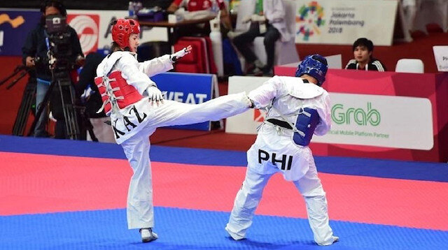 Turkey wins five gold in US Open Taekwondo Championships