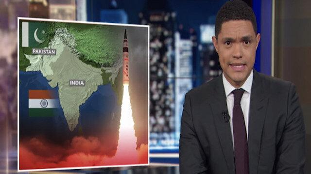 Hindistan-Pakistan krizi hakkında şaka yapan ABD'li komedyenden özür