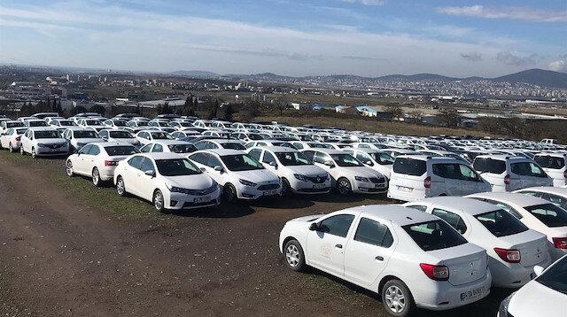 Yarı fiyatına satılık 26 bin araç