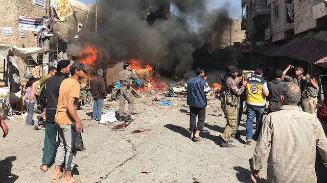 El Bab'da bombalı saldırı: 8 yaralı
