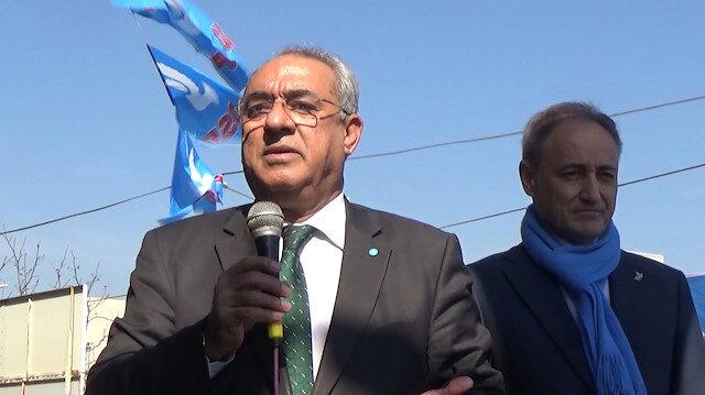 DSP lideri Aksakaldan Kılıçdaroğluna: Ne içtin sen?