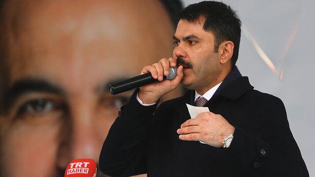 Bakan Kurum: Sosyal konut proje talepleri 19 Nisan'a kadar alınacak