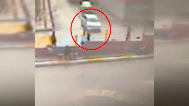 15 yaşında çocuğun kullandığı otomobil 5 yaşındaki çocuğa çarptı