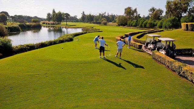 Sebahat Özaltın Ladies Golf Turnuvası, 8-10 Mart tarihlerinde Antalya'da düzenlenecek.