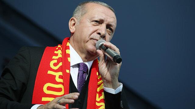 Erdoğandan Kılıçdaroğluna YPG bize saldırmaz cevabı