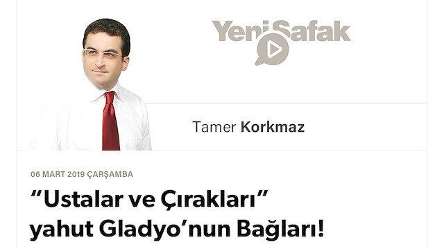 """""""Ustalar ve Çırakları"""" yahut Gladyo'nun Bağları!"""