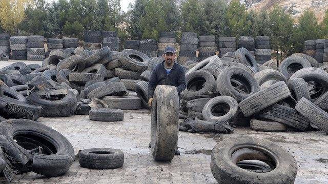 Türkiye'yi 3 kez kaplayabilir: 178 bin ton geri kazandırıldı